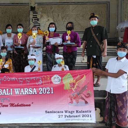Album : Bulan Bahasa Bali 2021