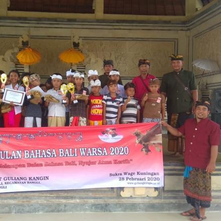 Album : Bulan Bahasa Bali Tahun 2020